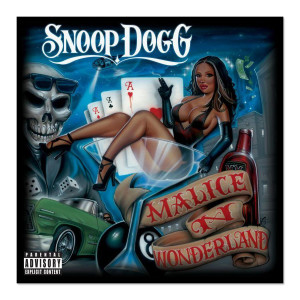 Snoop Dogg Malice N Wonderland CD