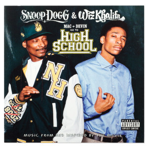 Snoop Dogg Mac and Devin Go To High School Soundtrack CD