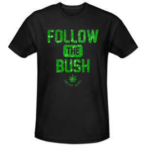 Snoop Dogg Follow the BUSH T-shirt