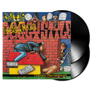 Snoop Dogg Doggystyle LP