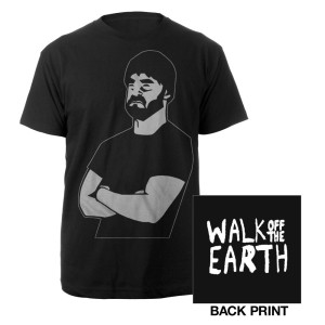 Walk Off The Earth Beard Guy Tee