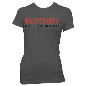 Rule The World Womens Tee