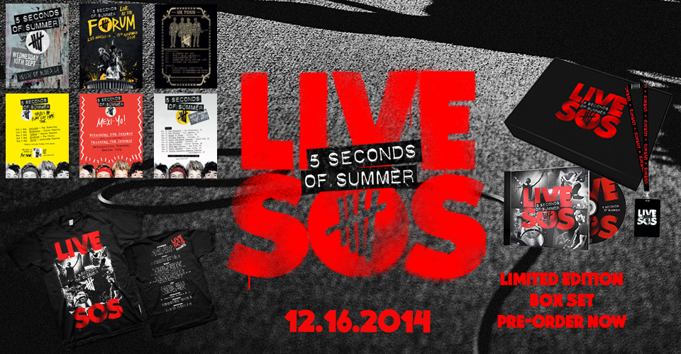 LIVE SOS Box Set