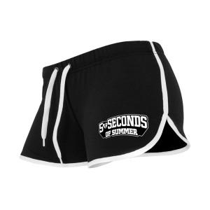 Safety Pin Runner Shorts