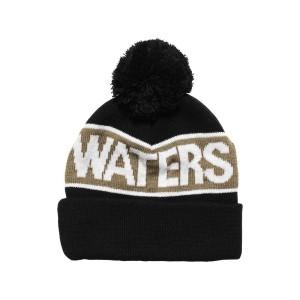 Waters & Army Rivers Pom Beanie