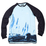 Waters & Army Southhold Raglan