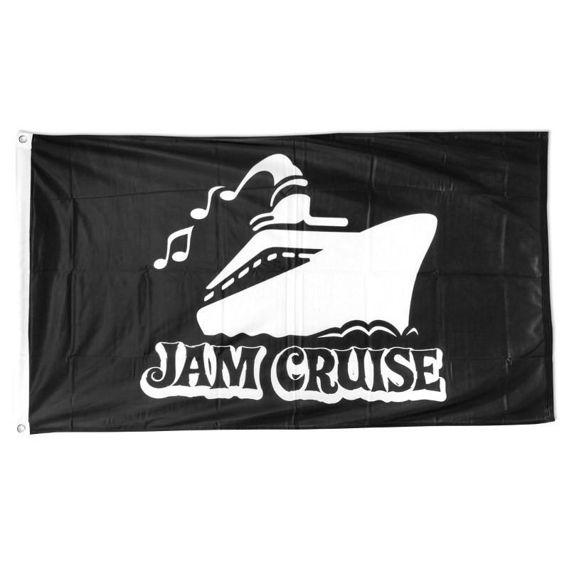 Jam Cruise Flag (Black)