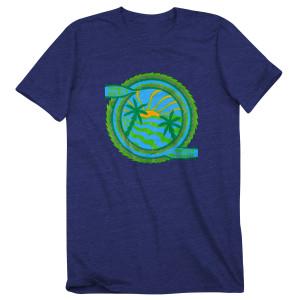 Jam Cruise Mandala T-Shirt