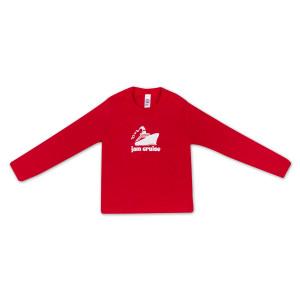 Jam Cruise Kids Logo T-Shirt (Red)