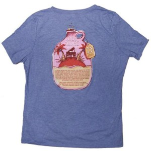 Ladies Jam Cruise Out To Sea Tee