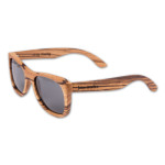 Jam Cruise Wooden Wayfarer Sunglasses