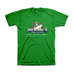 Jam Cruise 13 2015 Men's T-Shirt - Kelly Green