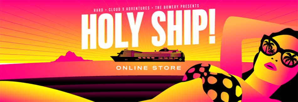 Holy Ship Official Store