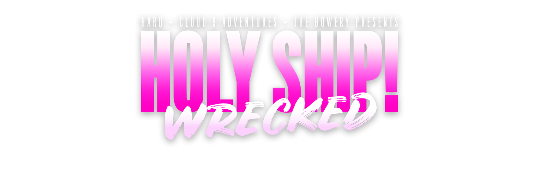 Holy Ship! Official Merchandise