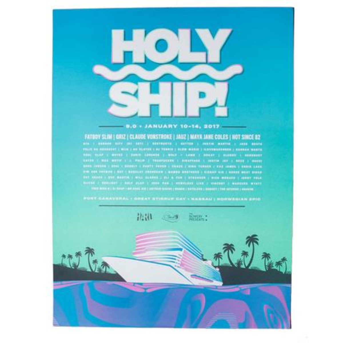 Holy Ship! 2017 9.0 Poster