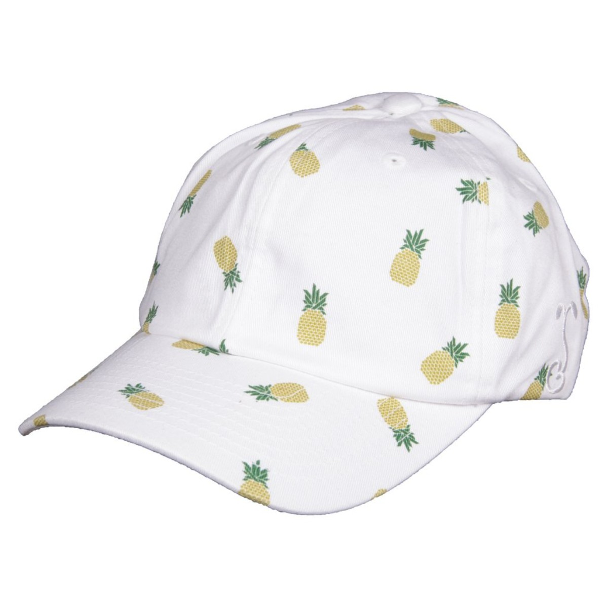 Holy Ship! Pineapple Dad Cap