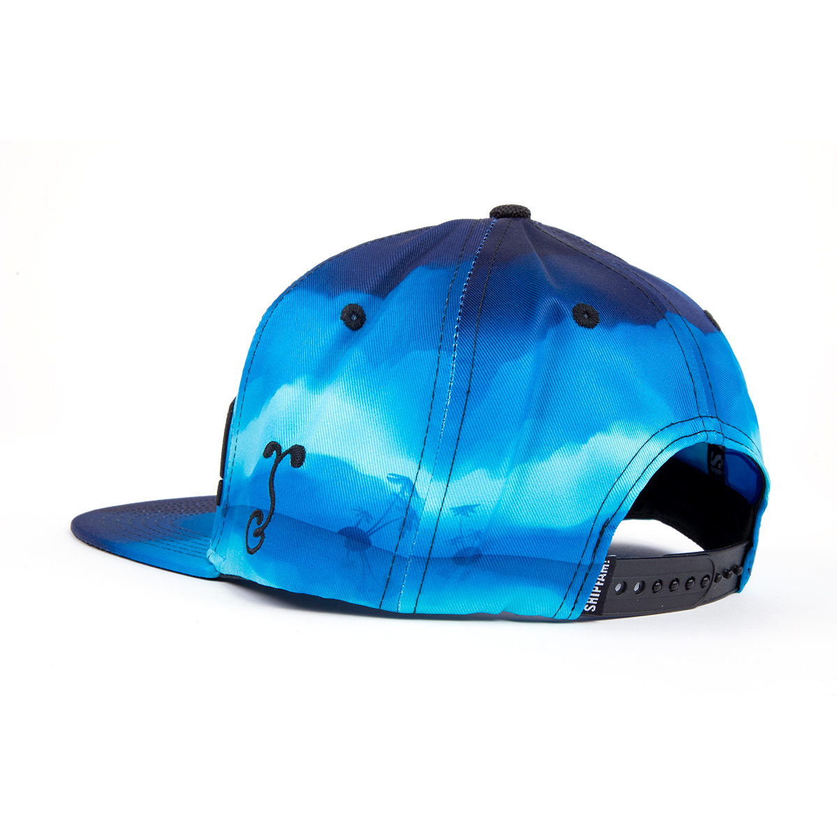 Holy Ship! Watercolor Ship Snapback
