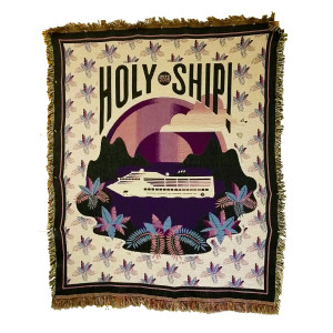 Holy Ship! January 2015 Event Blanket