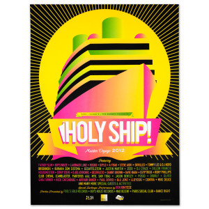 Holy Ship! 2012 Poster