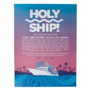 Holy Ship! 2017 8.0 Poster