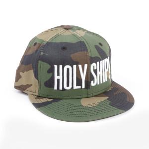 Holy Ship! Camo Snapback