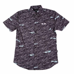 Rough Seas Button-Down