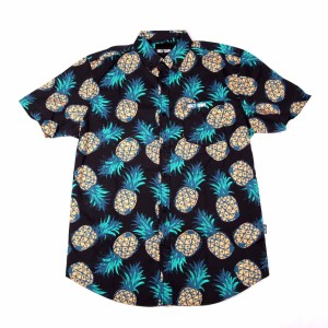 Pineapple Button-Down