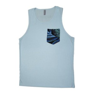 Holy Ship! Palm Frond Pocket Tank
