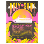 Holy Ship! January 2015 Official Event Poster