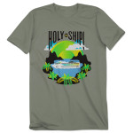 Men's Holy Ship! February 2015 Event Tee