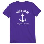 Men's Respect The Ship Tee