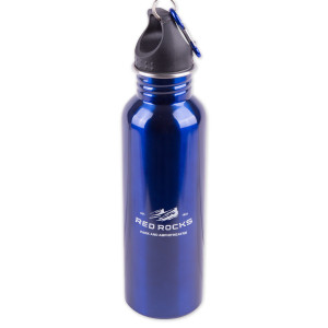 Stainless Steel Bottle with Carabiner