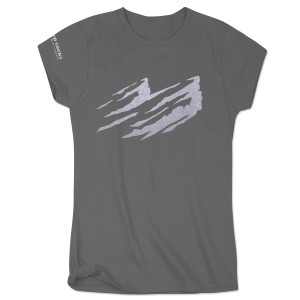 "Juniors Grey ""Rocks"" T-Shirt"