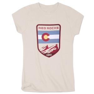 Juniors Patch Look T-Shirt