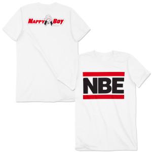 T-Pain White Nappy Boy T-shirt