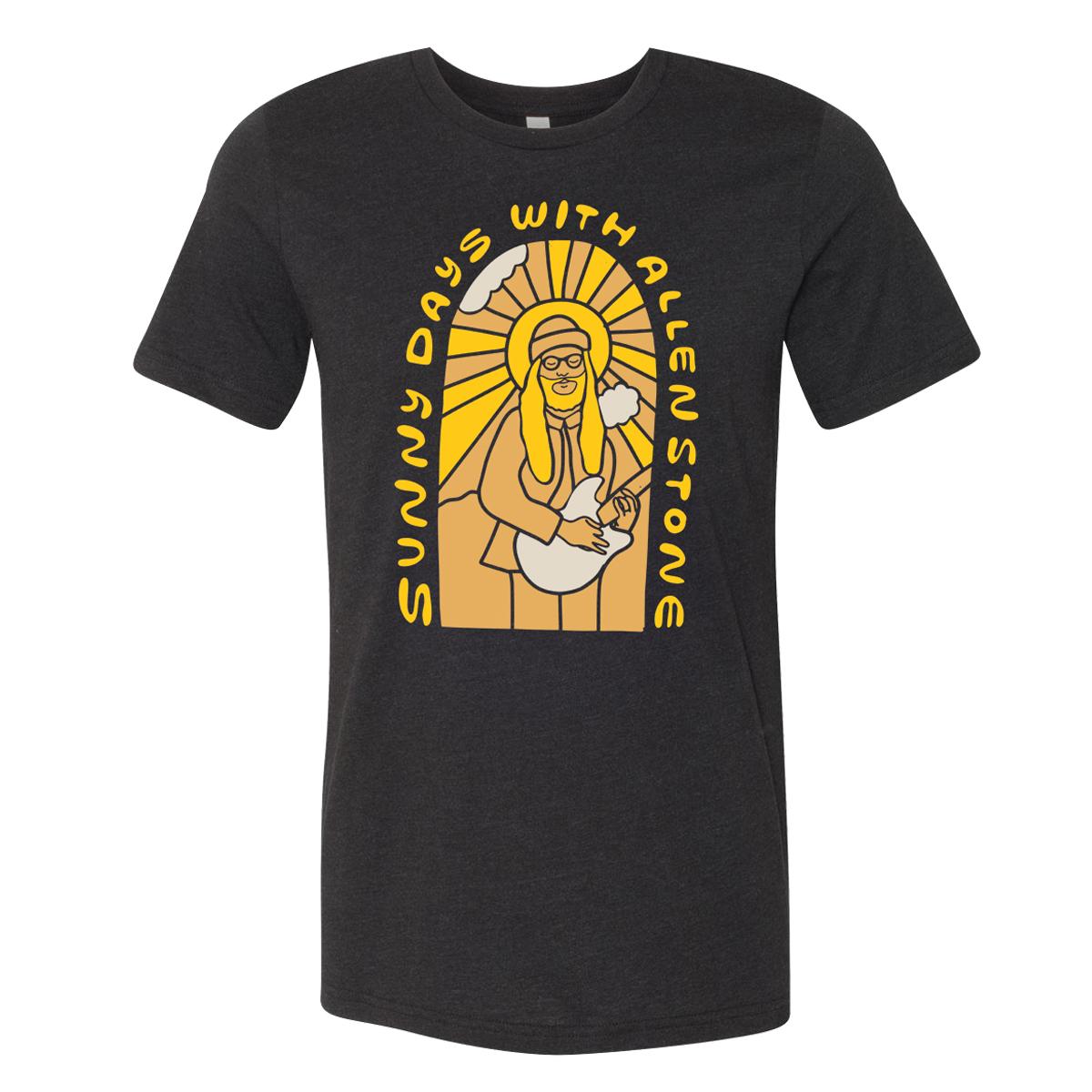 Sunny Days T-shirt (Black)