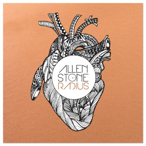 Allen Stone - Radius (Deluxe Edition) CD + MP3