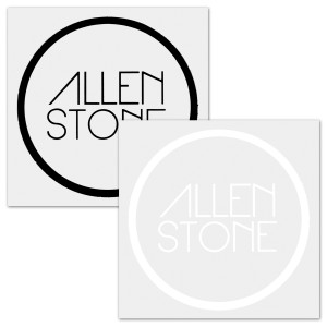 Allen Stone - Sticker Bundle