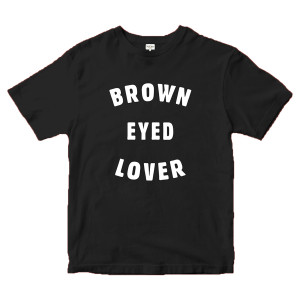 Brown Eyed Lover T-shirt - Womens