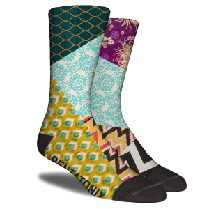 Can't Sleep Love Socks