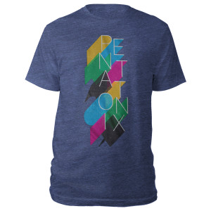 Extruded Pentatonix Tee