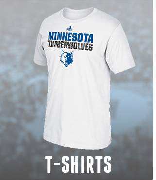 Minnesota Timberwolves T-Shirts
