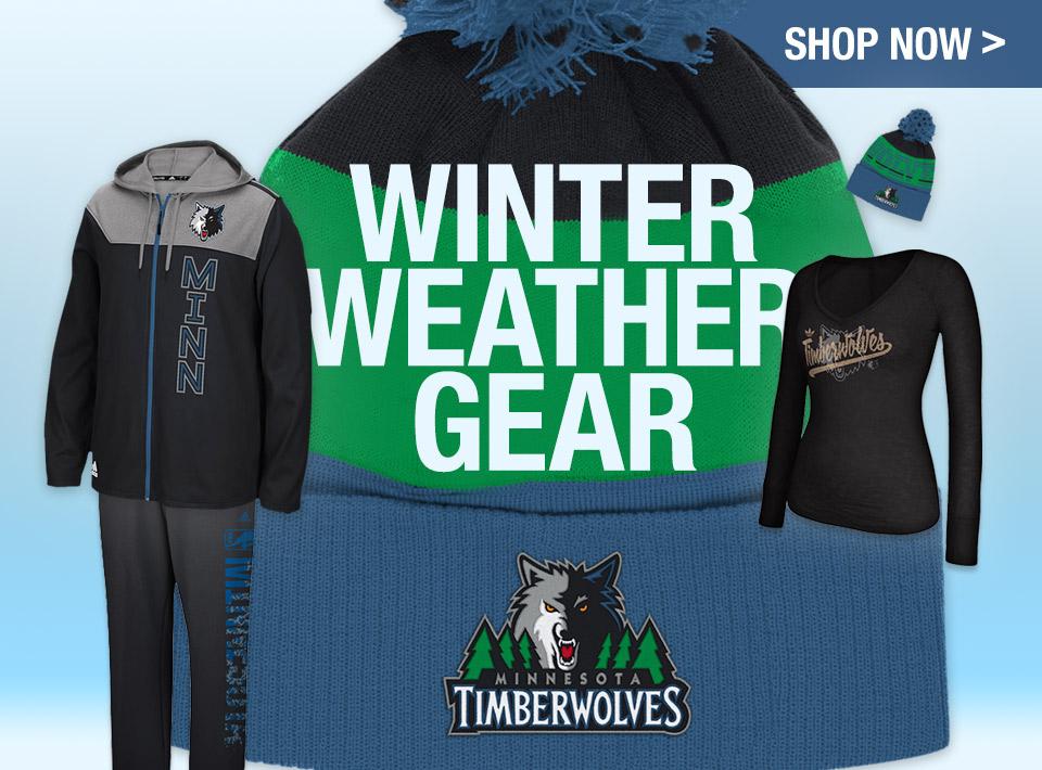 Warm Up at WolvesProShop.com