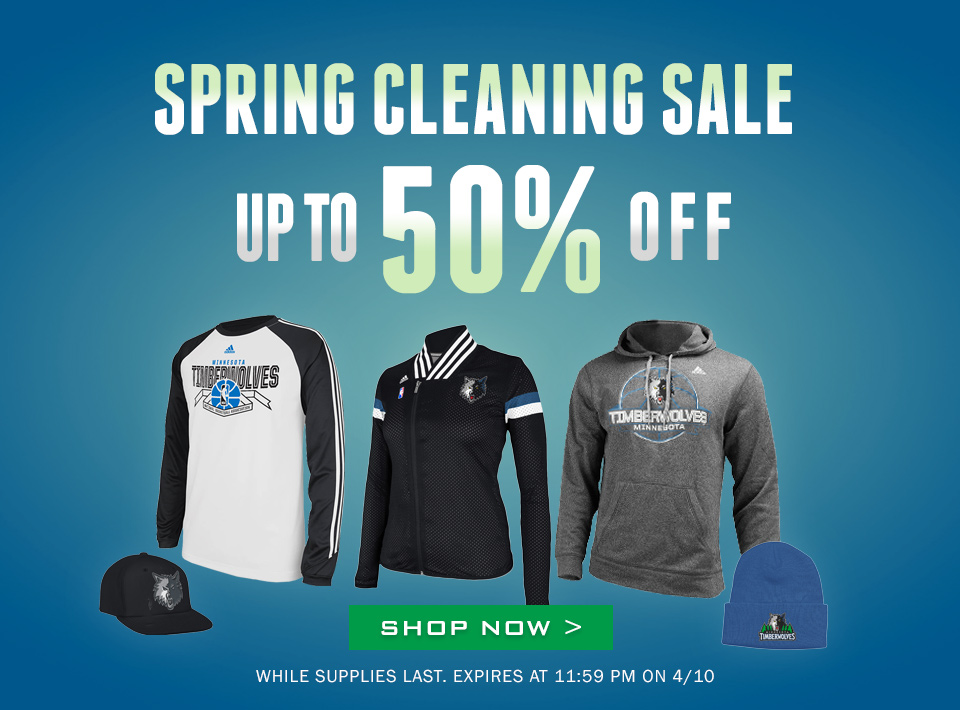 Up To 50% Off On Select Items!