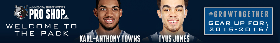 Welcome Karl-Anthony Towns!