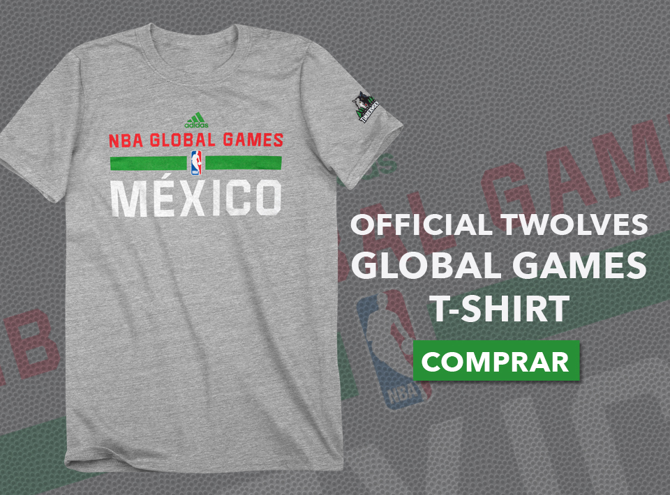 NBA Global Games T-shirts - Buy Now!