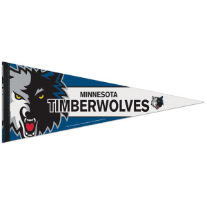 Timberwolves 12x30 premium Quality Pennant