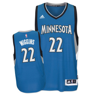 Andrew wiggins jerseys t shirts wolves pro shop for Timberwolves new logo shirt