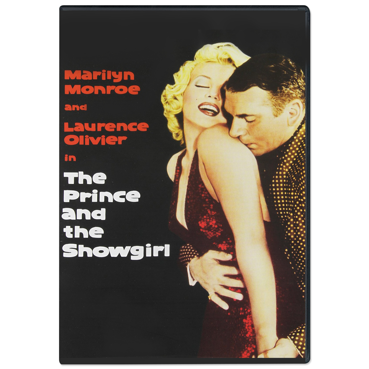 Marilyn Monroe Prince and the Showgirl DVD