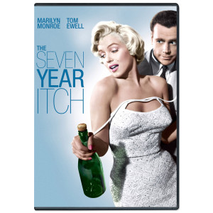Marilyn Monroe The Seven Year Itch DVD